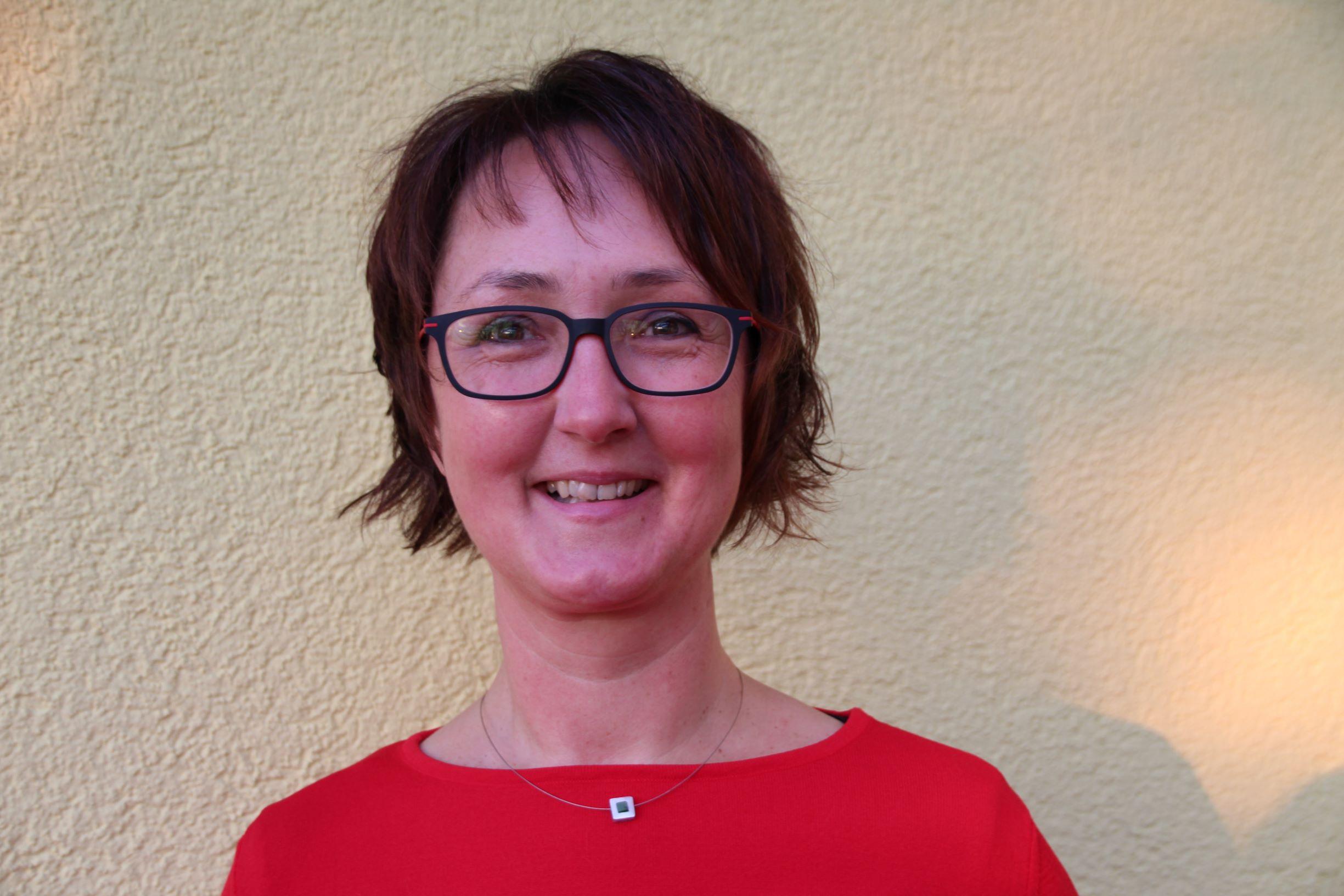 Lucia Laskewitz, 1. Vorsitzende Chorissima e.V.