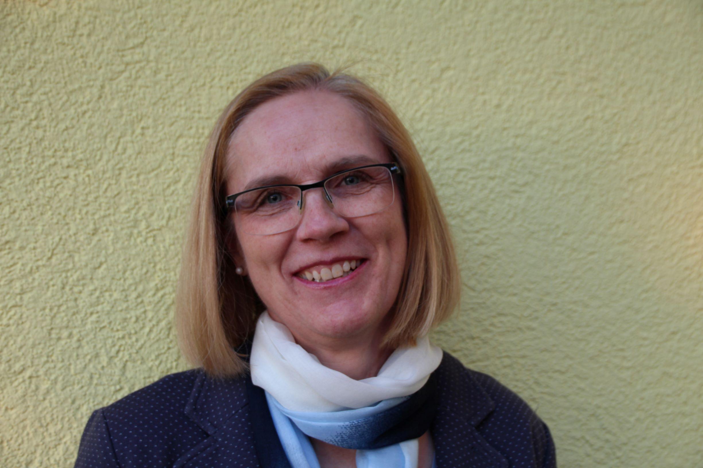Brigitte Marks, Schriftführerin Chorissima e.V.