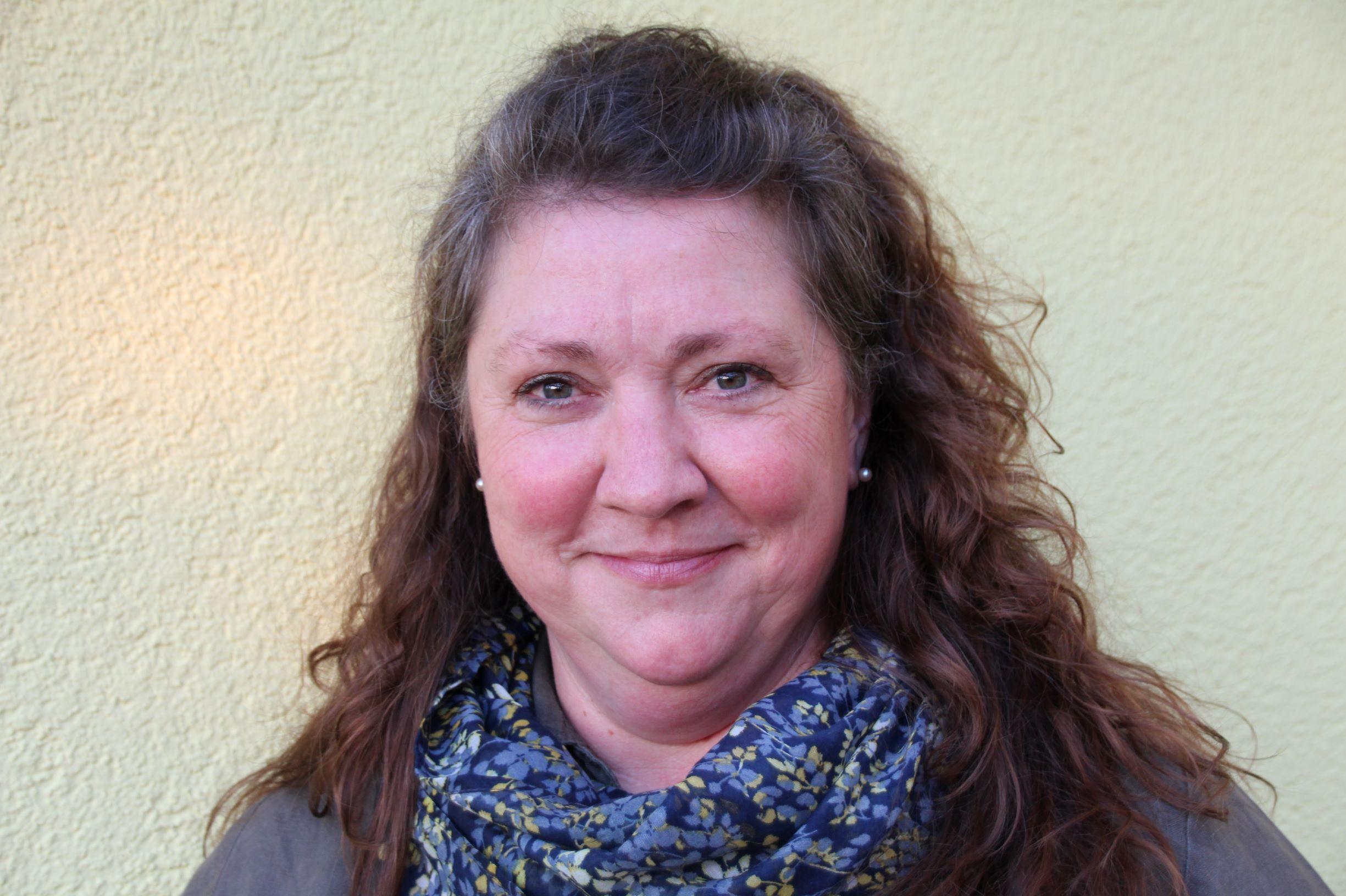 Christine Hillert, 2. Vorsitzende Chorissima e.V.
