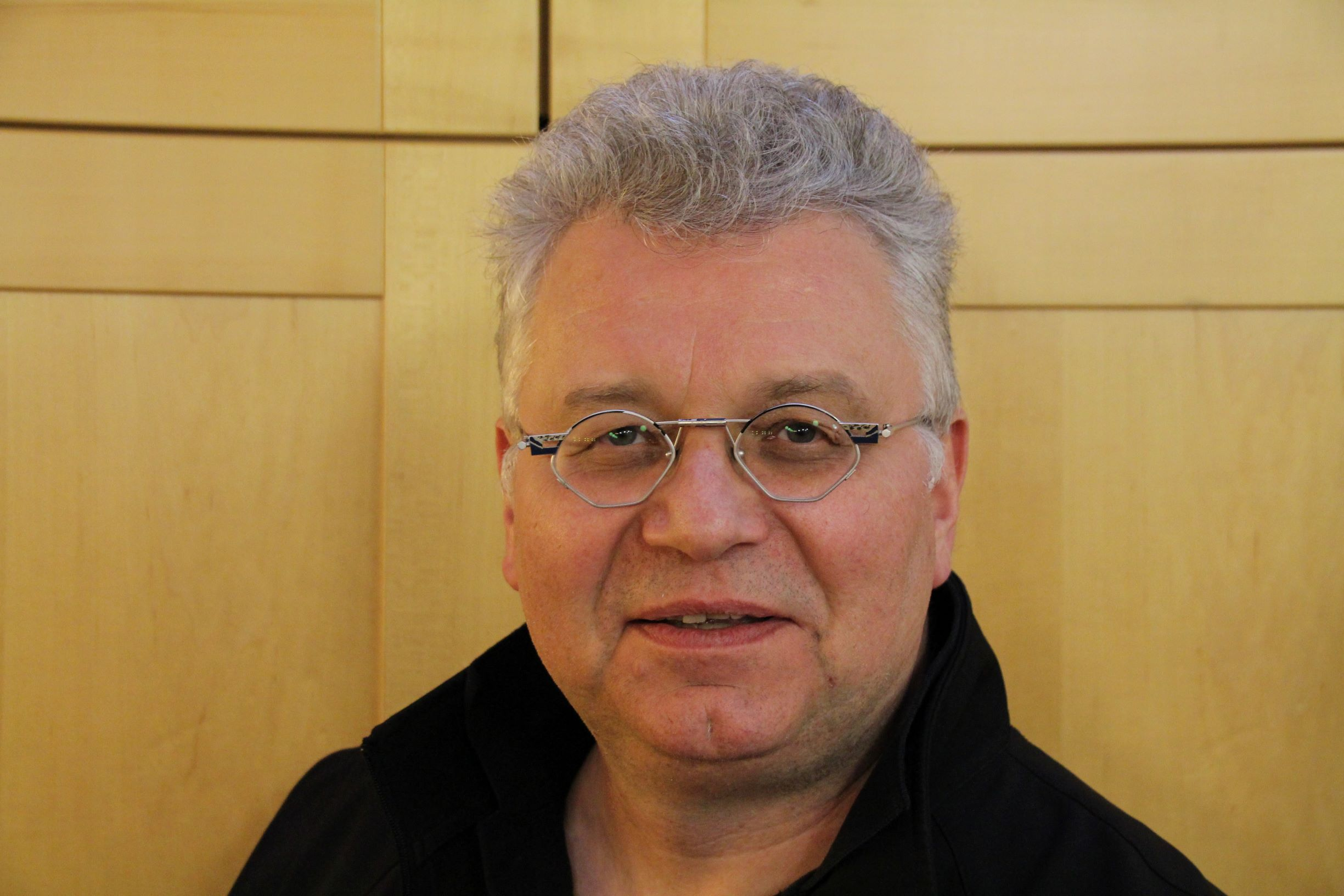 Olaf Fütterer Chorleiter Chorissima Iffezheim e.V.